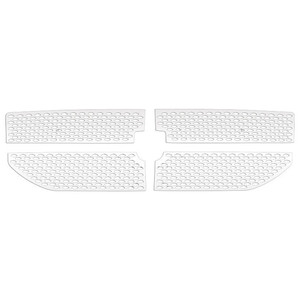Premium FX   Grille Overlays and Inserts   07-12 Dodge Caliber   PFXG0888