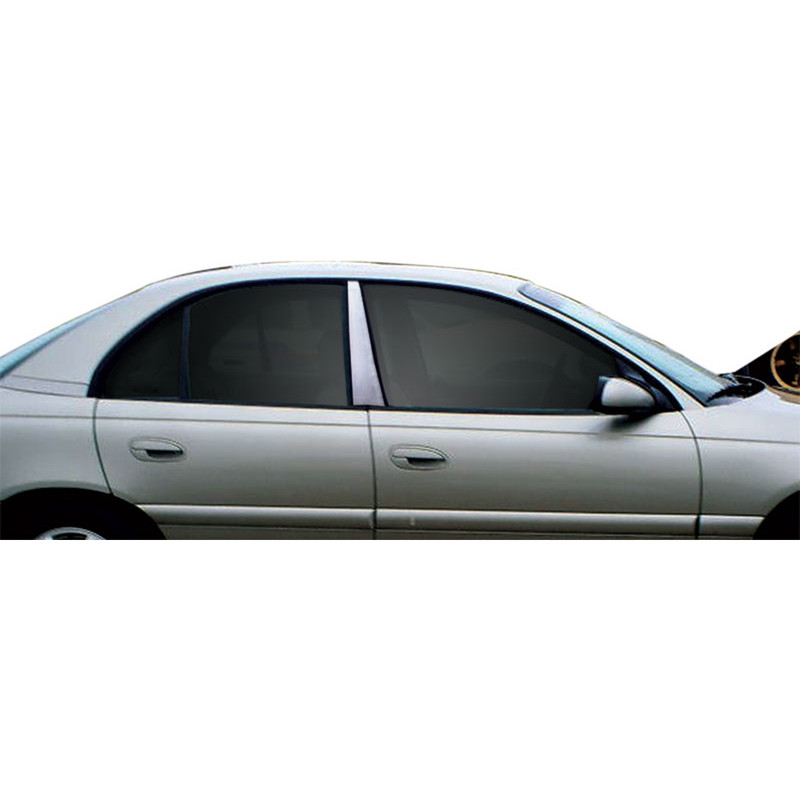 Upgrade Your Auto 4Pc Chrome Pillar Post Covers for 97-05 Buick Century
