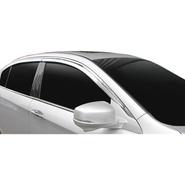 Premium FX   Window Vents and Visors   13-17 Honda Accord   PFXV0123