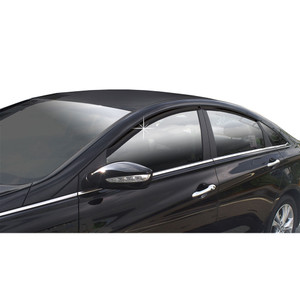 Premium FX | Window Vents and Visors | 11-14 Hyundai Sonata | PFXV0159