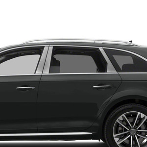 Auto Reflections | Pillar Post Covers and Trim | 13-18 Audi allroad | SRF0089