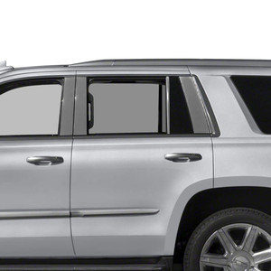 Auto Reflections | Pillar Post Covers and Trim | 15-18 Cadillac Escalade | SRF0161