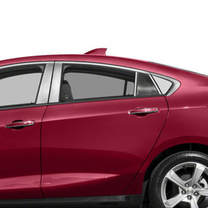 Auto Reflections | Pillar Post Covers and Trim | 16-18 Chevrolet Volt | SRF0184