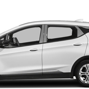Auto Reflections | Pillar Post Covers and Trim | 16-18 Chevrolet Bolt | SRF0238
