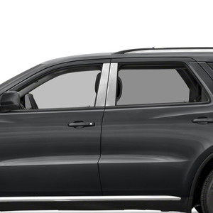 Auto Reflections | Pillar Post Covers and Trim | 11-18 Dodge Durango | SRF0267