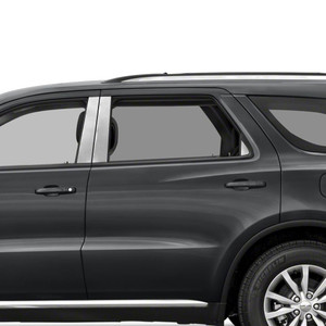 Auto Reflections | Pillar Post Covers and Trim | 11-18 Dodge Durango | SRF0268
