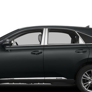 Auto Reflections | Pillar Post Covers and Trim | 10-15 Lexus RX | SRF0487