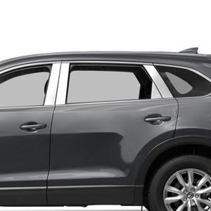 Auto Reflections | Pillar Post Covers and Trim | 16-18 Mazda CX-9 | SRF0544