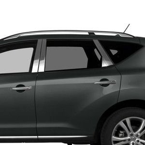 Auto Reflections | Pillar Post Covers and Trim | 09-14 Nissan Murano | SRF0600