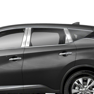 Auto Reflections | Pillar Post Covers and Trim | 15-18 Nissan Murano | SRF0612