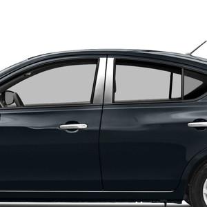 Auto Reflections | Pillar Post Covers and Trim | 12-18 Nissan Versa | SRF0614