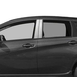 Auto Reflections | Pillar Post Covers and Trim | 13-18 Nissan Versa | SRF0621