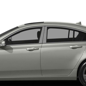 Auto Reflections | Pillar Post Covers and Trim | 09-14 Acura TL | SRF0059