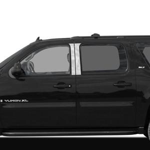 Auto Reflections | Pillar Post Covers and Trim | 07-14 GMC Yukon XL | SRF0194