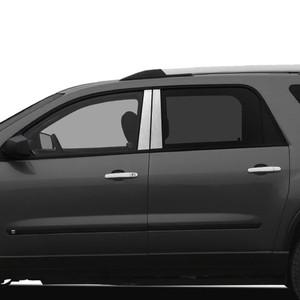 Auto Reflections | Pillar Post Covers and Trim | 07-16 GMC Acadia | SRF0326
