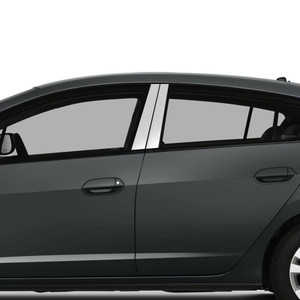 Auto Reflections | Pillar Post Covers and Trim | 10-14 Honda Insight | SRF0344
