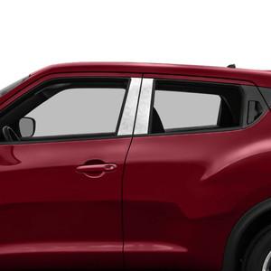 Auto Reflections | Pillar Post Covers and Trim | 11-17 Nissan Juke | SRF0593