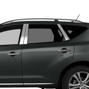 Auto Reflections | Pillar Post Covers and Trim | 09-14 Nissan Murano | SRF0604
