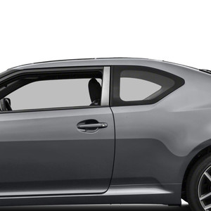 Auto Reflections | Pillar Post Covers and Trim | 08-16 Scion tC | SRF0681