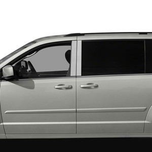 Auto Reflections | Pillar Post Covers and Trim | 09-14 Volkswagen Routan | SRF0698