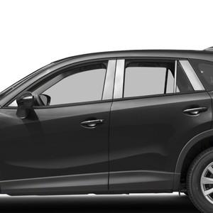 Diamond Grade | Pillar Post Covers and Trim | 13-18 Mazda CX-5 | SRF0535