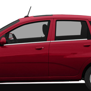 Diamond Grade | Window Trim | 10-18 Chevrolet Aveo | SRF0768