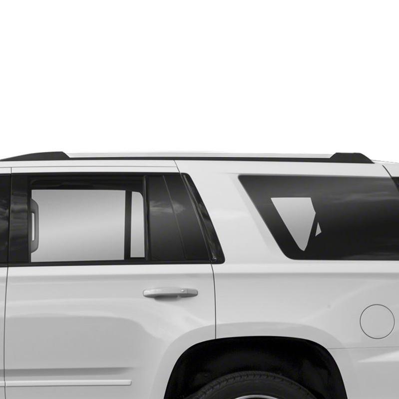 Chevrolet Suburban 15-18 Chrome Pillar Post Stainless Steel 8 piece set Trim