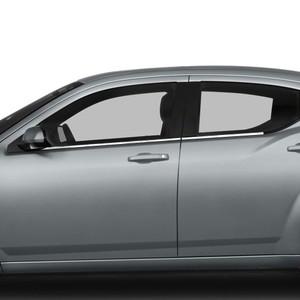 Diamond Grade | Window Trim | 08-14 Dodge Avenger | SRF0924