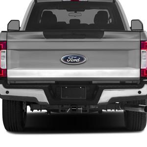 Diamond Grade | Rear Accent Trim | 17-18 Ford Super Duty | SRF1085