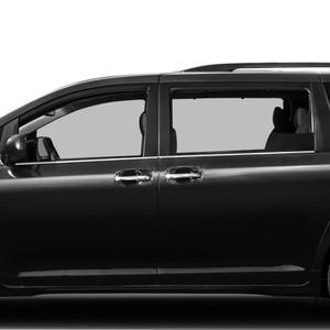 Diamond Grade | Window Trim | 11-18 Toyota Sienna | SRF1234