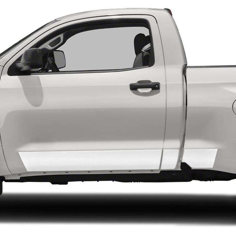 """2007-2019 Toyota Tundra Double//Extended Cab 5.8/' Short Bed Rocker Panel Trim 8/"""""""
