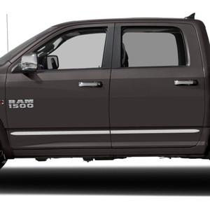 Diamond Grade | Side Molding and Rocker Panels | 09-18 Dodge RAM 1500 | SRF0009