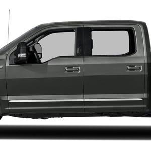 Diamond Grade | Side Molding and Rocker Panels | 15-18 Ford F-150 | SRF0038