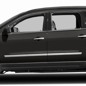 Diamond Grade   Side Molding and Rocker Panels   09-18 Chevrolet Traverse   SRF0799