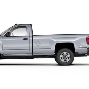 Diamond Grade | Side Molding and Rocker Panels | 14-18 Chevrolet Silverado 1500 | SRF0892