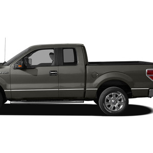 Diamond Grade | Side Molding and Rocker Panels | 09-14 Ford F-150 | SRF1015