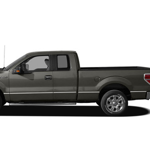 Diamond Grade | Side Molding and Rocker Panels | 09-14 Ford F-150 | SRF1019
