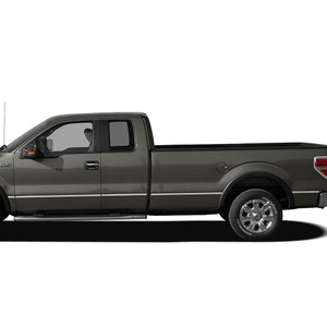 Diamond Grade | Side Molding and Rocker Panels | 09-14 Ford F-150 | SRF1025