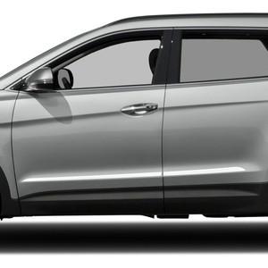Diamond Grade   Side Molding and Rocker Panels   13-18 Hyundai Santa Fe   SRF1156
