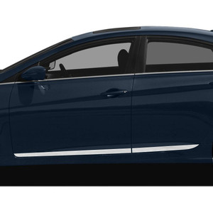 Diamond Grade | Side Molding and Rocker Panels | 11-14 Hyundai Sonata | SRF1162