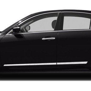 Diamond Grade | Side Molding and Rocker Panels | 09-14 Hyundai Genesis | SRF1163