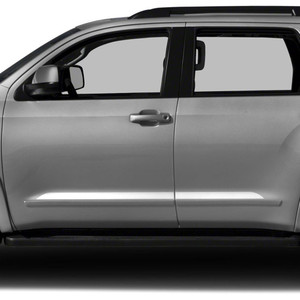 Diamond Grade | Side Molding and Rocker Panels | 07-18 Toyota Sequoia | SRF1241