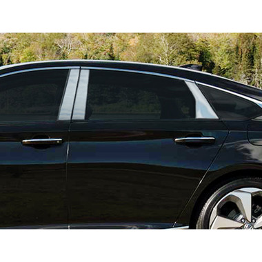 Luxury FX | Rear Accent Trim | 16-18 Honda Civic | LUXFX3619
