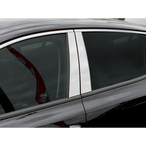Luxury FX | Rear Accent Trim | 16-18 Kia Optima | LUXFX3620