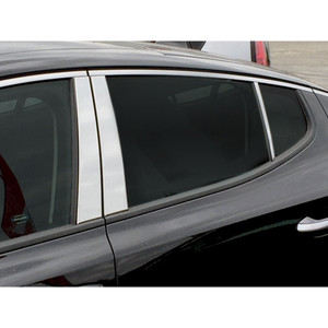 Luxury FX | Rear Accent Trim | 16-18 Kia Sorento | LUXFX3621
