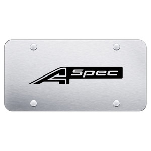 AUtomotive Gold | License Plate Covers and Frames | AUGD8642