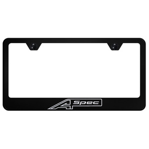 AUtomotive Gold | License Plate Covers and Frames | AUGD8644