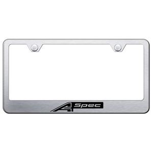 AUtomotive Gold | License Plate Covers and Frames | AUGD8645
