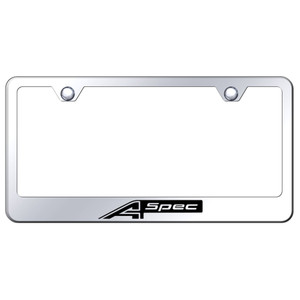 AUtomotive Gold | License Plate Covers and Frames | AUGD8646
