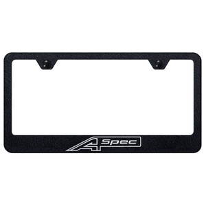 AUtomotive Gold | License Plate Covers and Frames | AUGD8647